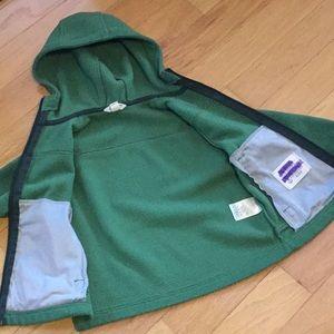 Lands' End Jackets & Coats - Land's End fleece zippered hoodie